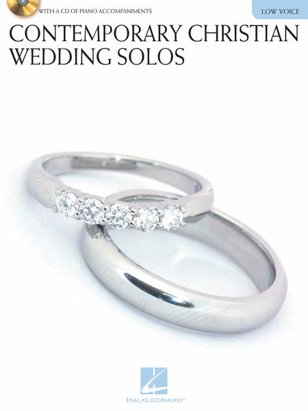 Contemporary Christian Wedding Solos