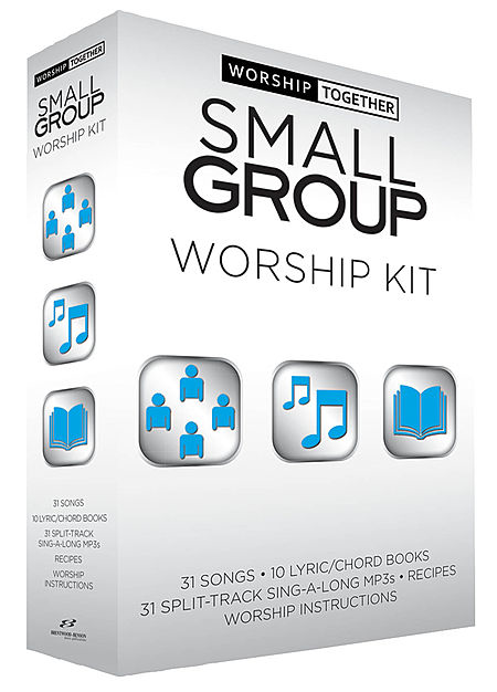 WORSHIP TOGETHER Small Group Worship Kit