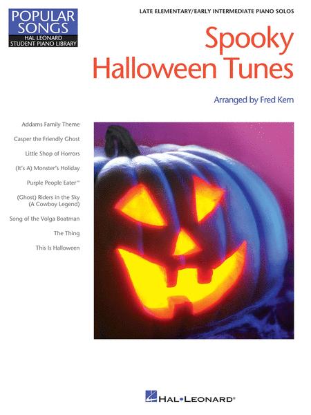 Spooky Halloween Tunes