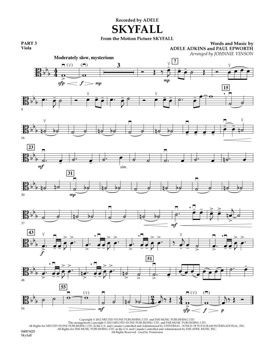 Skyfall - Pt.3 - Viola
