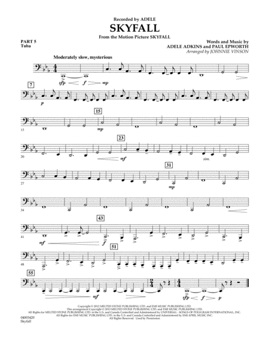 Skyfall - Pt.5 - Tuba