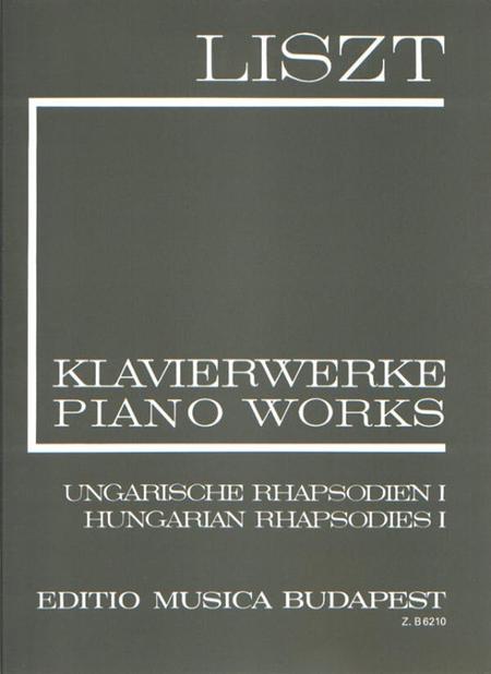 Hungarian Rhapsodies I (I/3)