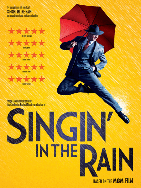 Singin' in the Rain - The Musical