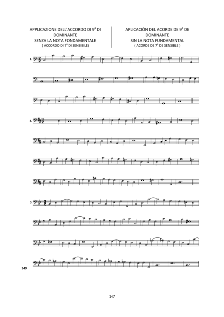 Harmony and Composition (Italian / Spanish) - Chapters 13 to 17 of 25