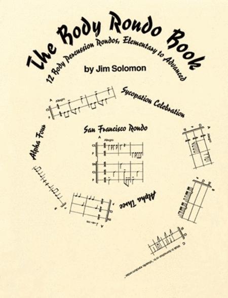 The Body Rondo Book