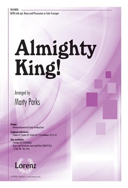 Almighty King!