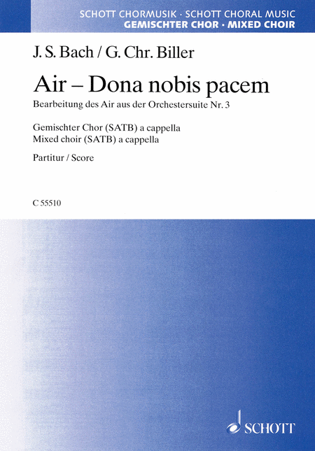 Air - Dona Nobis Pacem