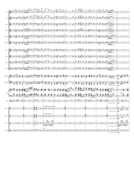 Taco Belle's Canon (score)