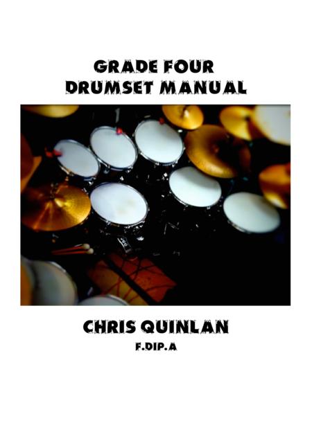 Grade Four Drumset Manual