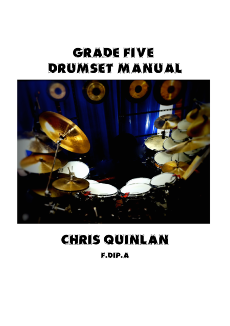 Grade Five Drumset Manual