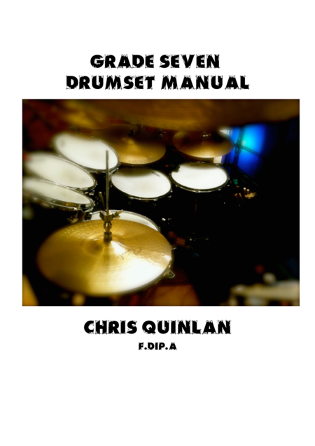 Grade Seven Drumset Manual