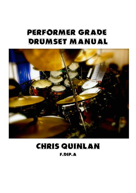 Performer Drumset Manual