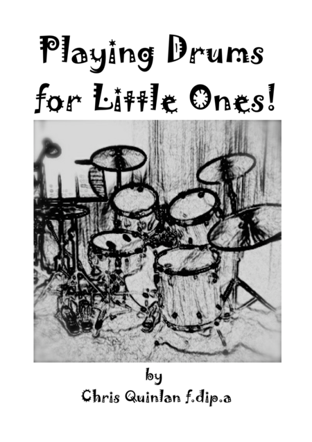 Playing Drums for Little Ones :)