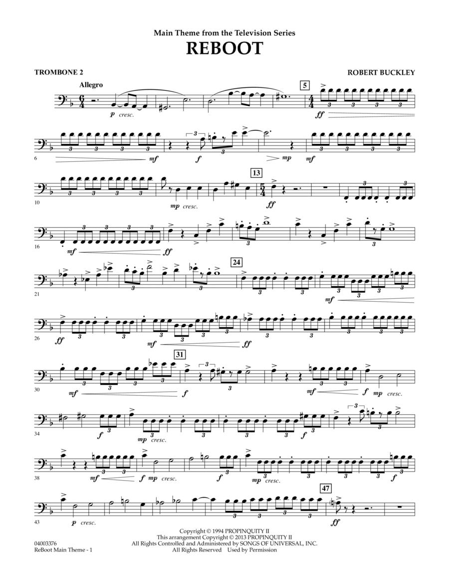 Reboot - Trombone 2