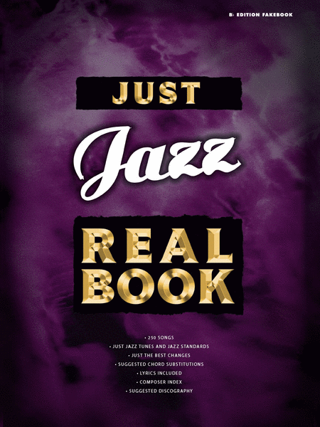 Just Jazz Real Book