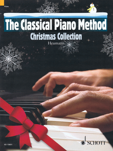 The Classical Piano Method -¦Christmas Collection
