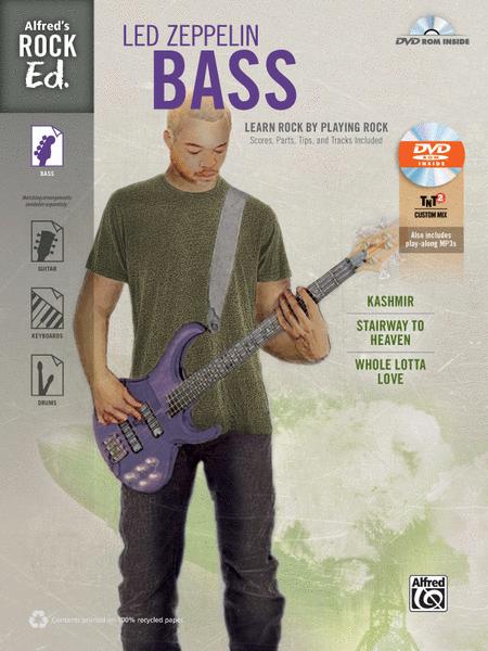 Alfred's Rock Ed. -- Led Zeppelin Bass
