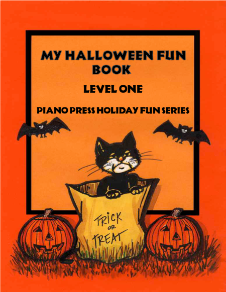 My Halloween Fun Book Level One