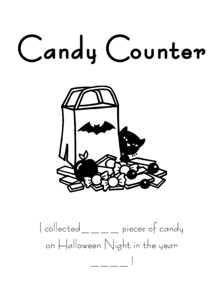 My Halloween Fun Book Level Two