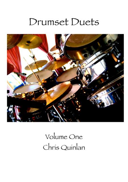Drumset Duets Vol.1
