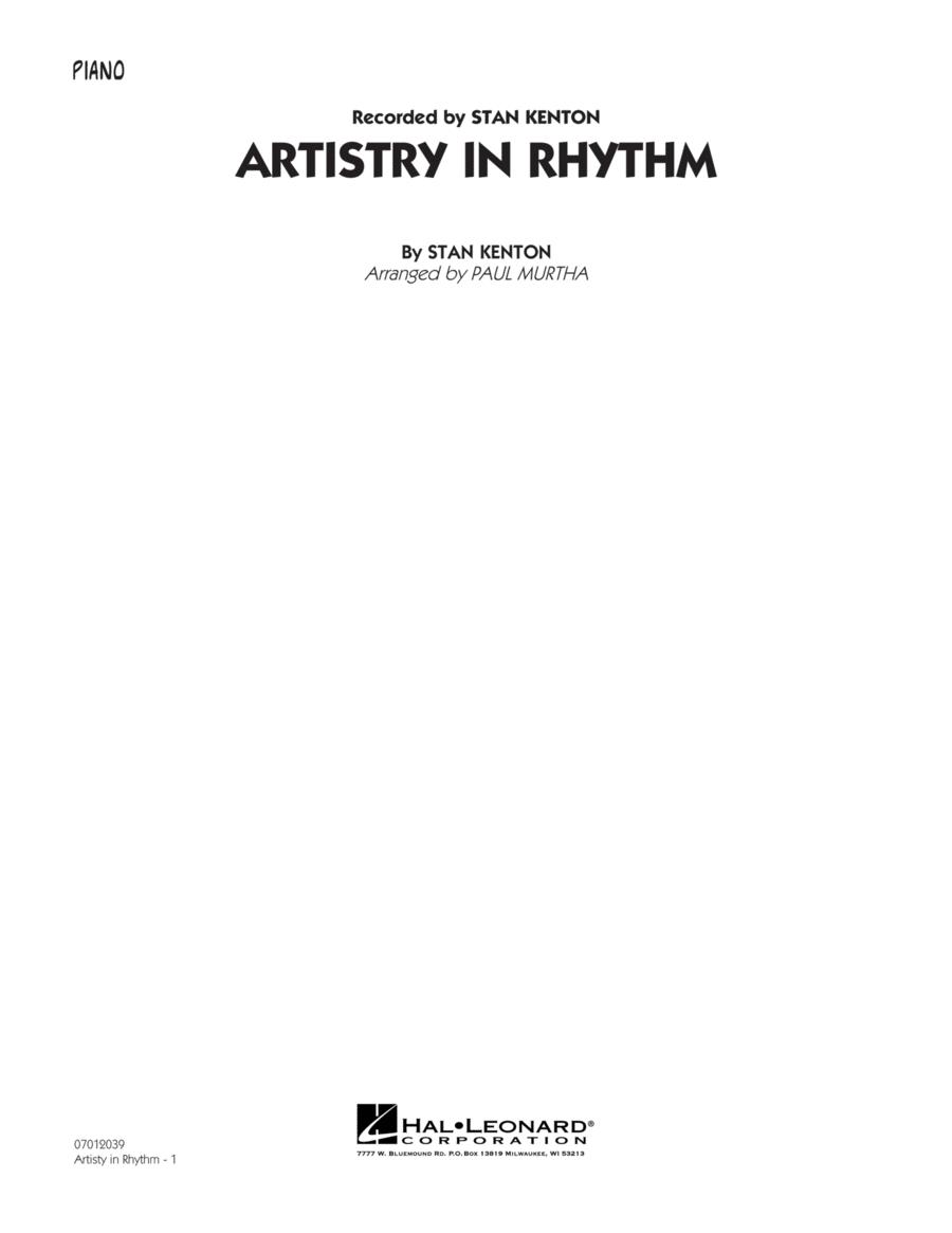 Artistry in Rhythm - Piano