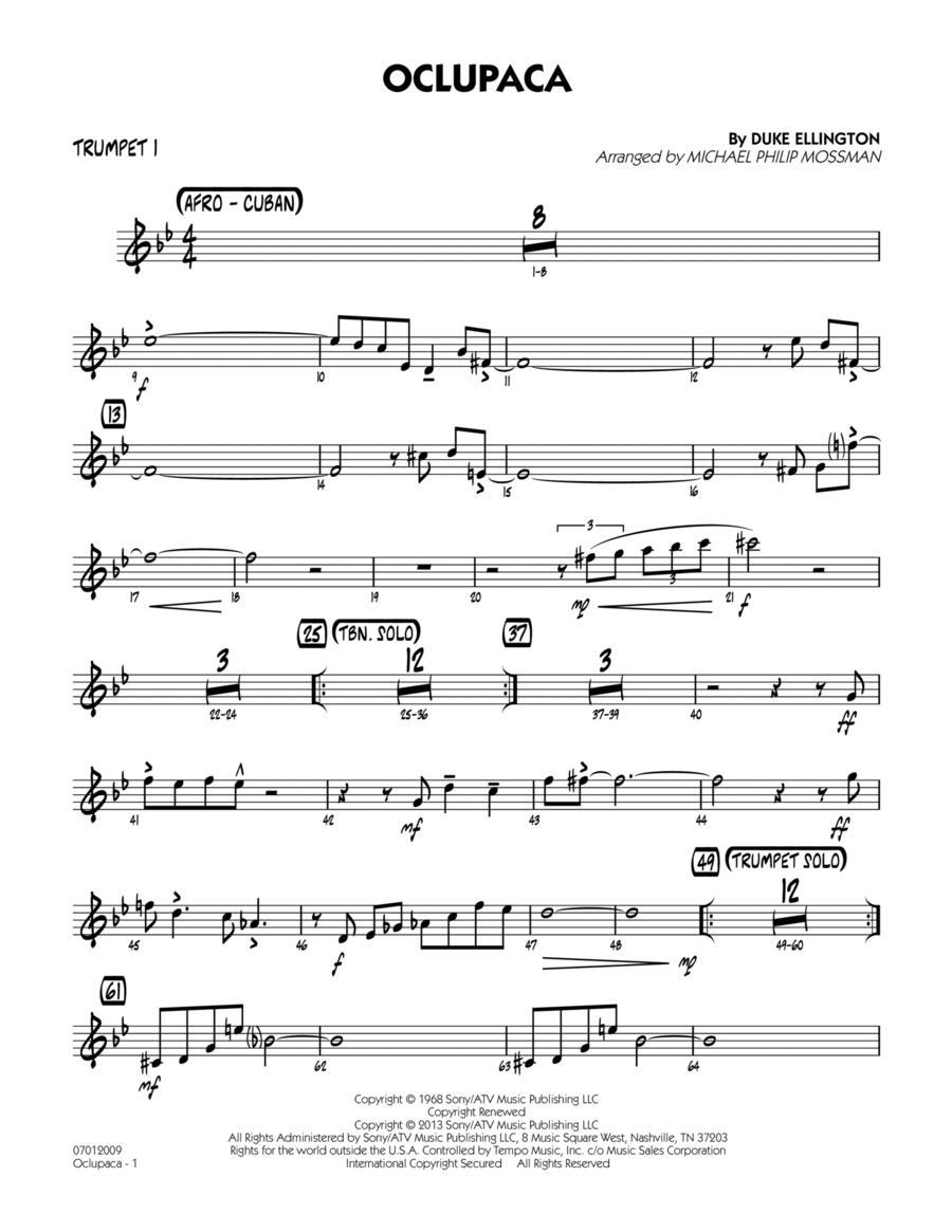 Oclupaca - Trumpet 1