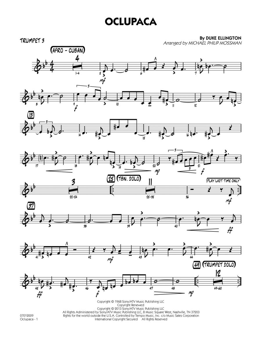 Oclupaca - Trumpet 3