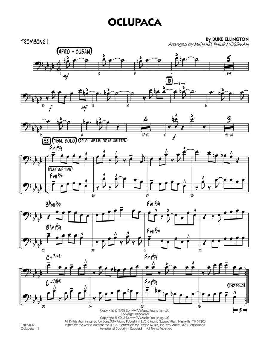 Oclupaca - Trombone 1