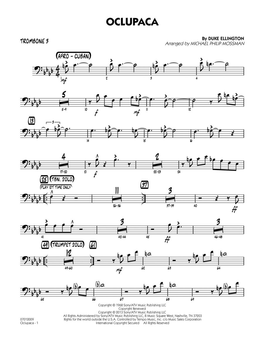 Oclupaca - Trombone 3