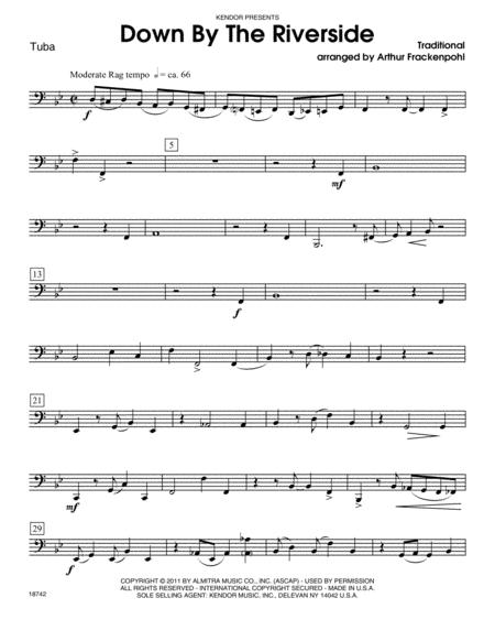 Down by the Riverside - Tuba