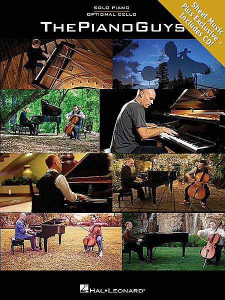The Piano Guys - Limited Edition Book/CD Bundle