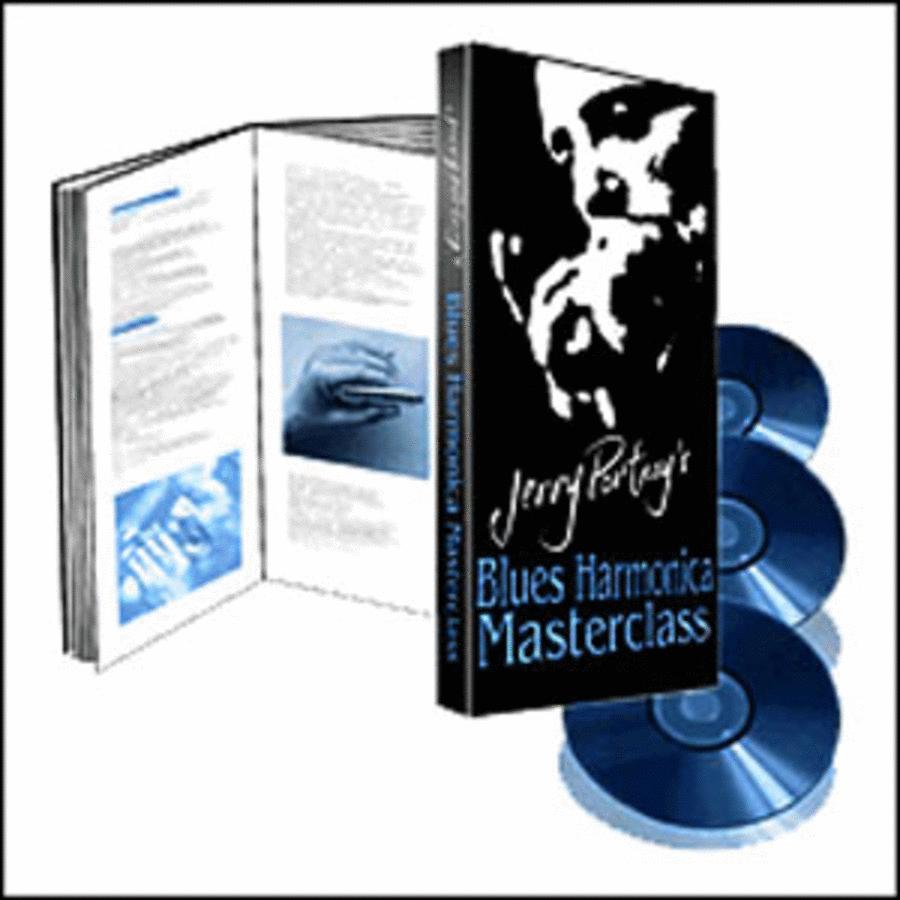 Blues Harmonica Master Class