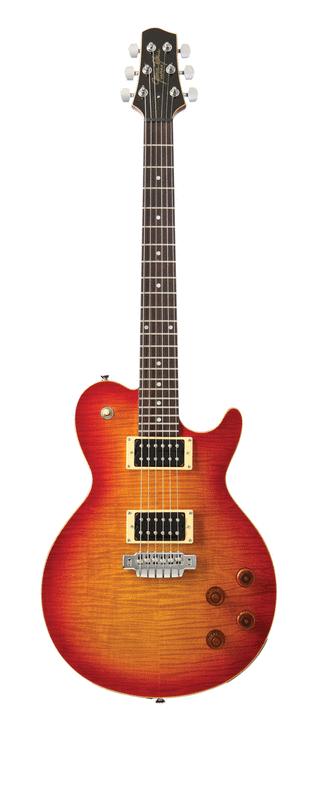 JTV-59 Eletric Guitar - Cherry Sunburst