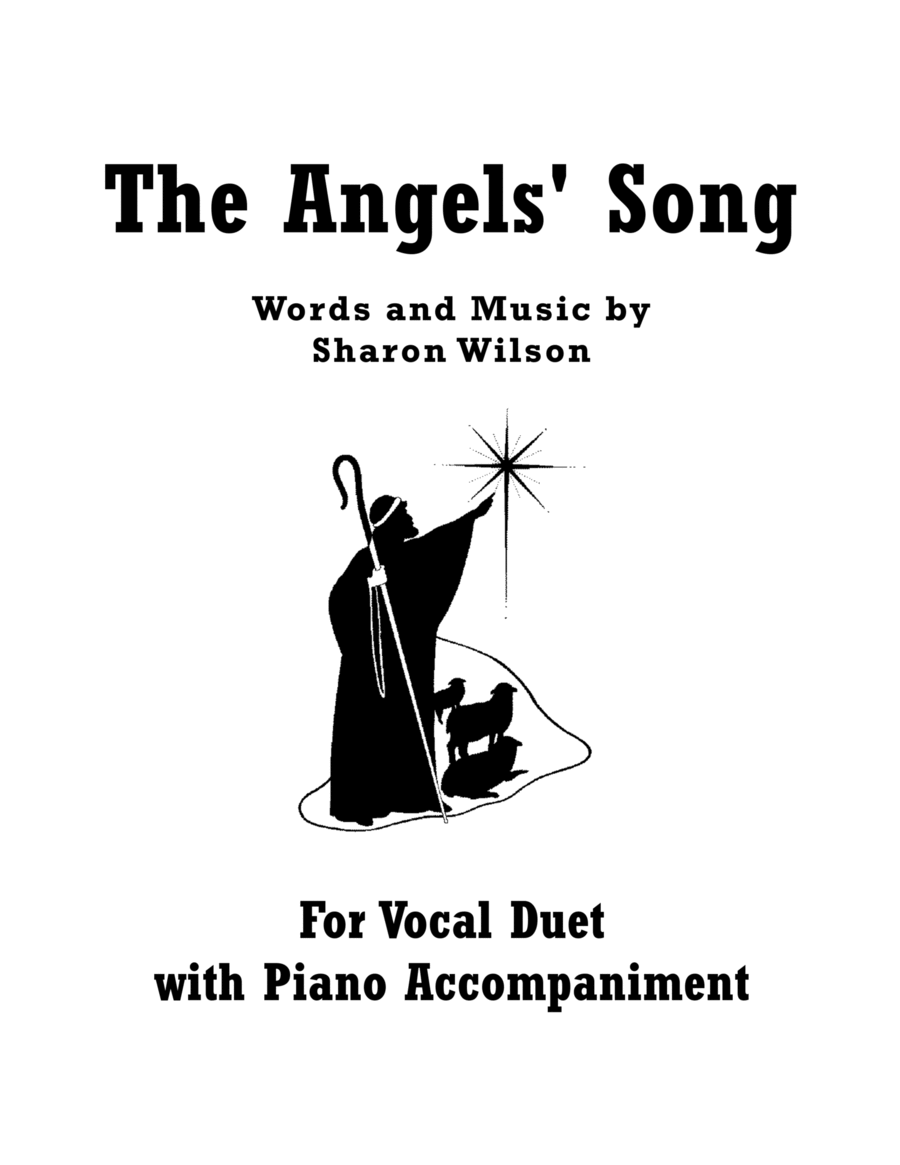 The Angels' Song (Vocal Duet, B-flat Major)
