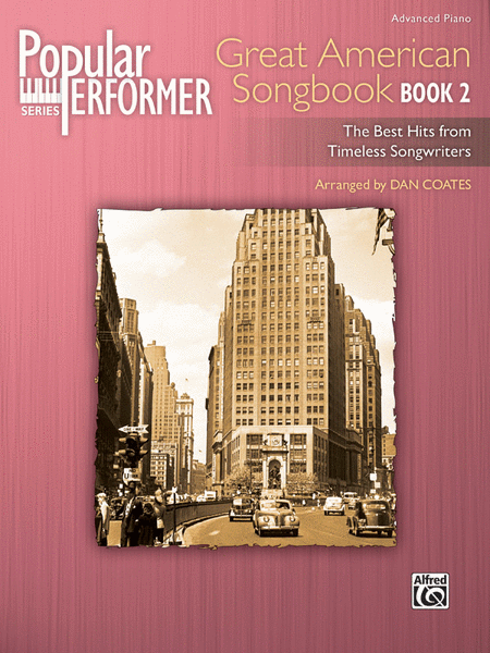 Popular Performer -- Great American Songbook, Book 2
