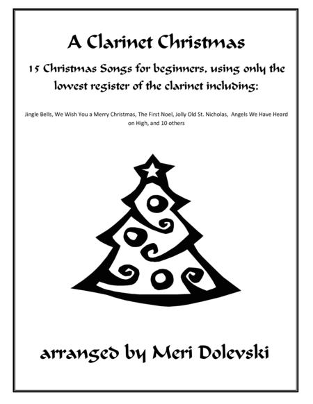 A Clarinet Christmas