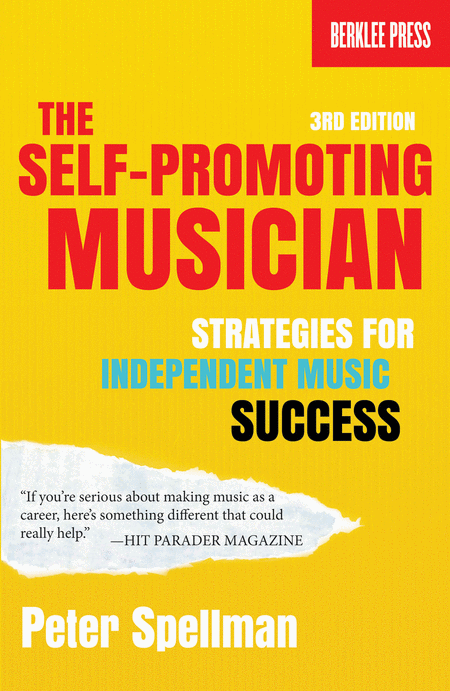 The Self-Promoting Musician
