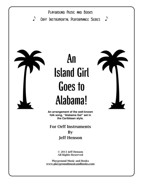 An Island Girl Goes To Alabama