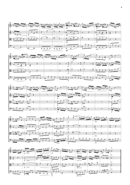 J.S.Bach Violin Concerto in a, all mvts. BWV1041
