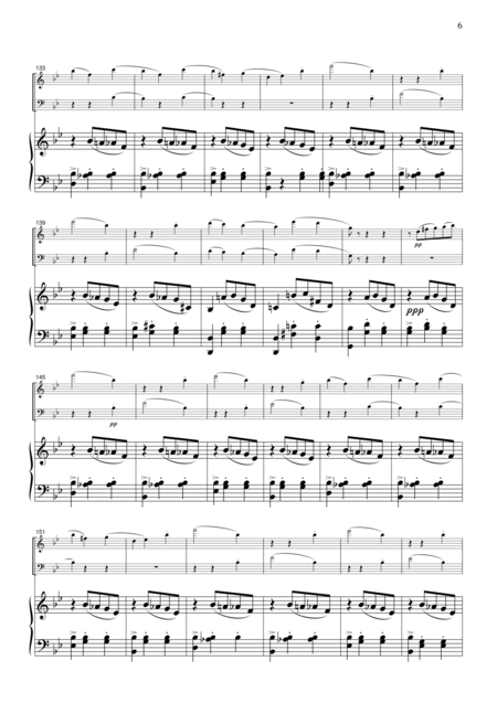 Tchaikowsky  Waltz from The Sleeping Beauty(Violin, Cello & Piano)