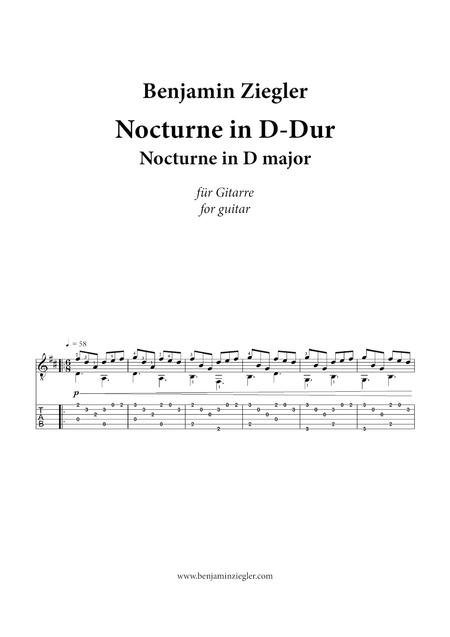 Nocturne in D major