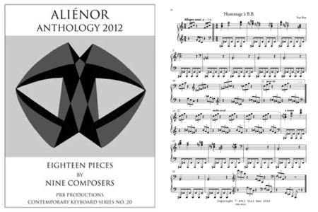 Alienor Anthology 2012