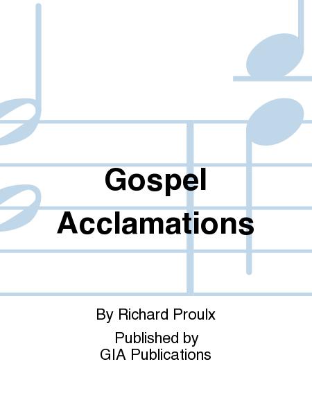 Gospel Acclamations