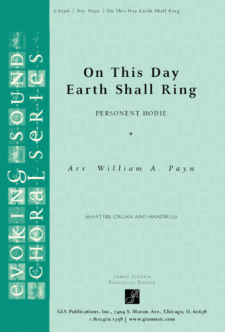 On This Day Earth Shall Ring - Handbell part