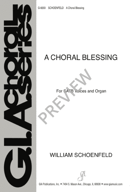 A Choral Blessing