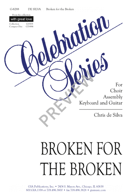 Broken for the Broken