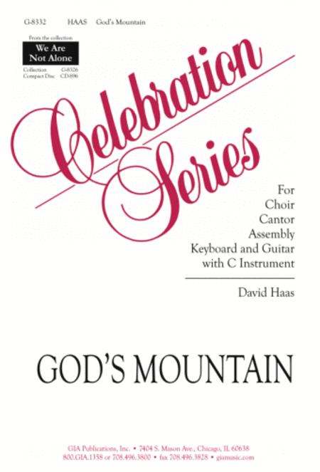 God's Mountain - Instrument edition