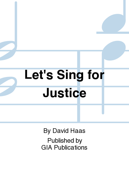Let's Sing for Justice