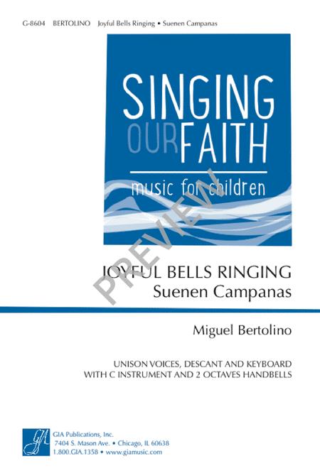 Joyful Bells Ringing / Suenen Campanas