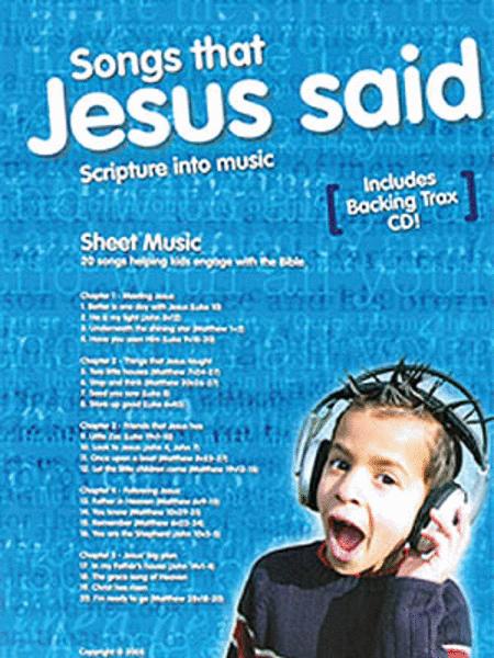 Keith & Kristyn Getty - Songs That Jesus Said